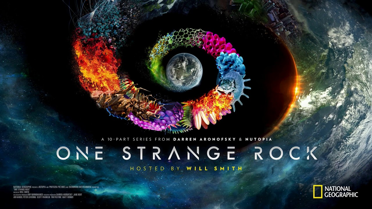 Download ISSRDC 2018: National Geographic's One Strange Rock: Exploring the Future of Sustainability