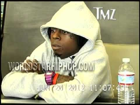 Lil Wayne TMZ interview