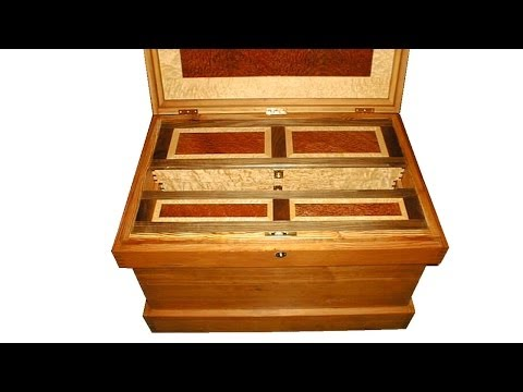 02-15-2014 - Gentlemen's Tool Chest by Ken Kline - Woodworking
