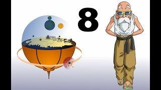 Reinos y Jerarquías: La historia de Los Terrícolas - Dragon Ball Super