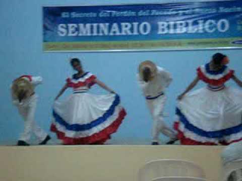Baile Tipico De Republica Dominicana Youtube