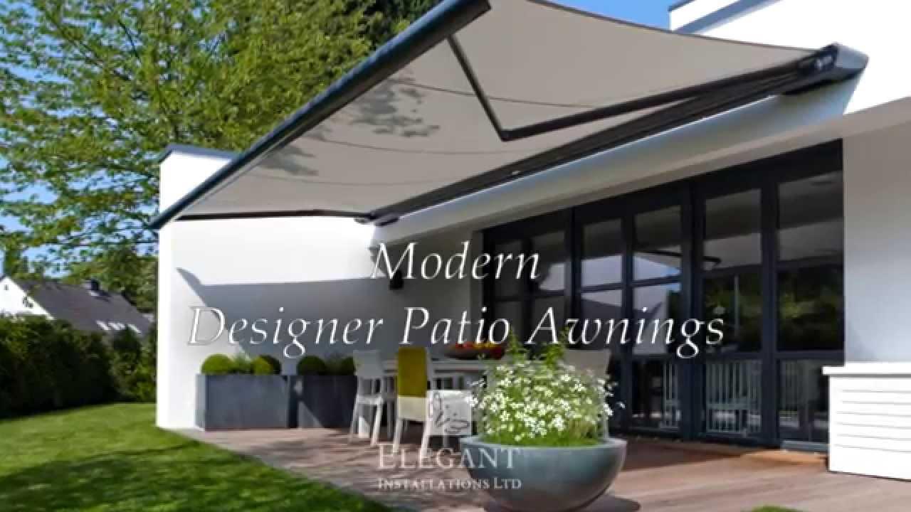 elegant patio awnings