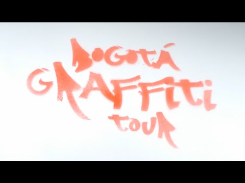 Documental Bogota Graffiti tour