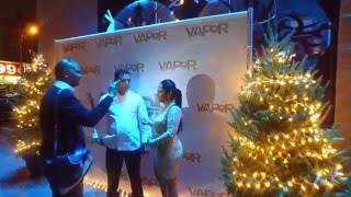 Vapor Lounge | Grand Opening - Rubby Perez | New York