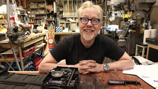 Ask Adam Savage: Coṗing With (and Learning From) Failure