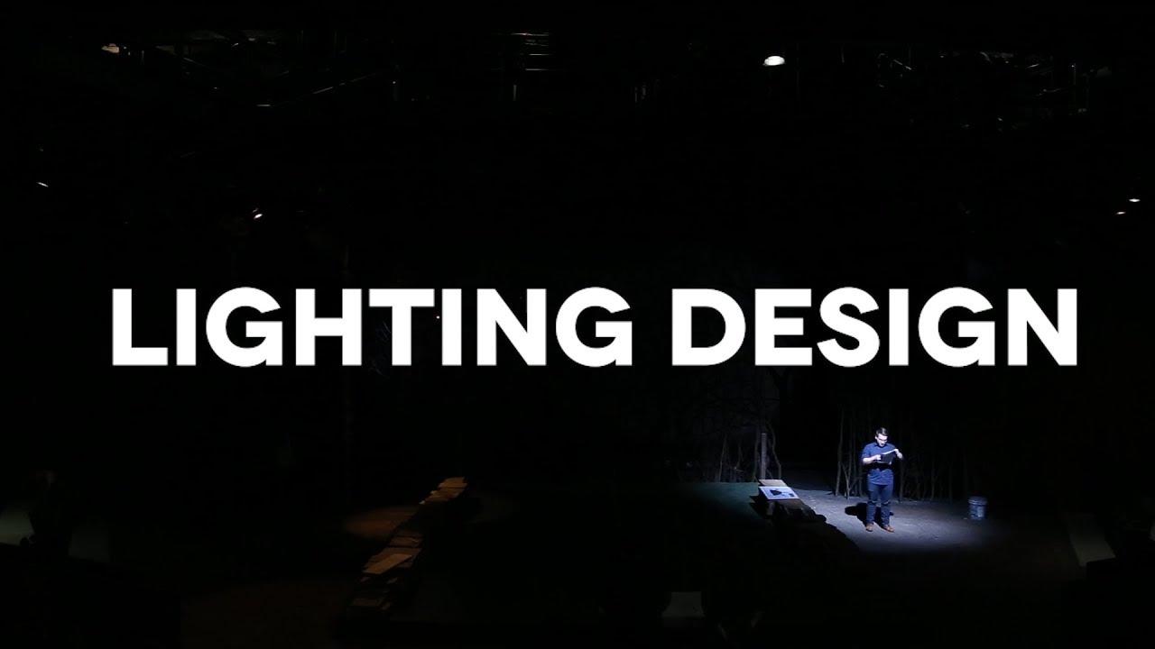 Lighting Design In Theatre : Theatre lighting design youtube