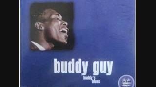 BUDDY GUY - LEAVE MY GIRL ALONE - 1965