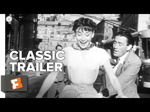 Roman Holiday trailer