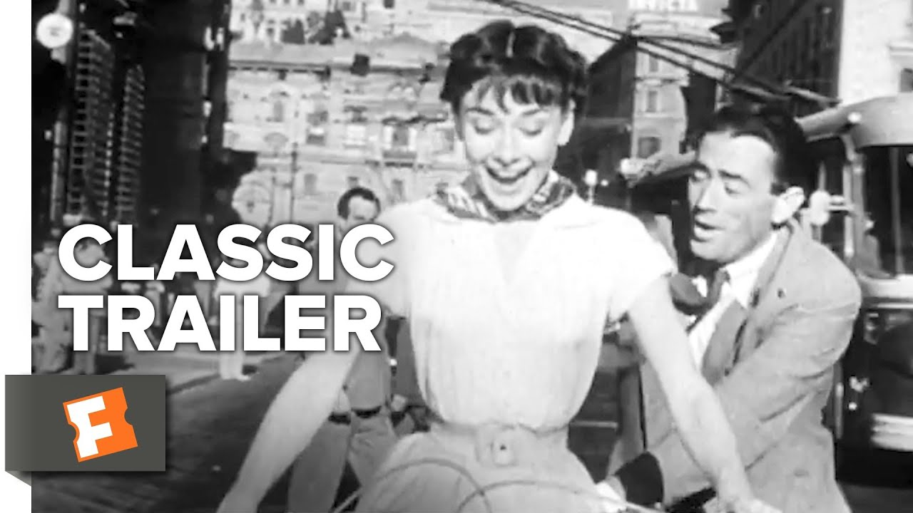 Download Roman Holiday (1953) Trailer #1 | Movieclips Classic Trailers