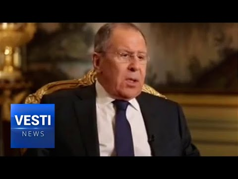 Sergei Lavrov: Diplomat Extraordinaire Opens Up About the Details of the Dangerous Profession