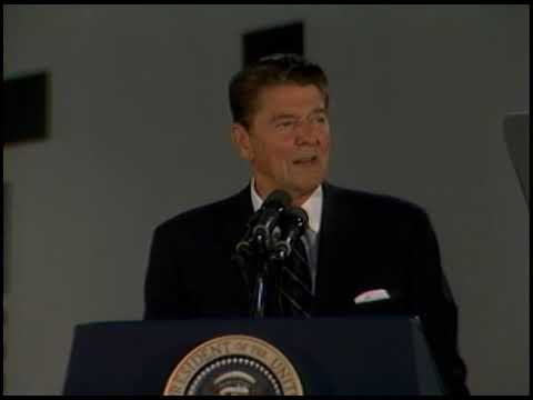 President Reagan's Remarks at Goddard Space Flight Center on August 30, 1984