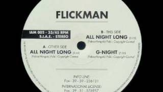 Flickman - All Night Long (Extended Mix)