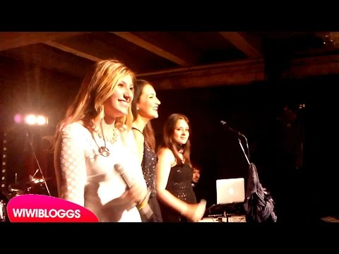 """Anita Simoncini and the Peppermints """"Breaking My Heart"""" live @ San Marino Party 