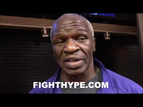 Floyd Mayweather's Dad I'll Knock Conor Out Myself 'He Needs To Sit Down'