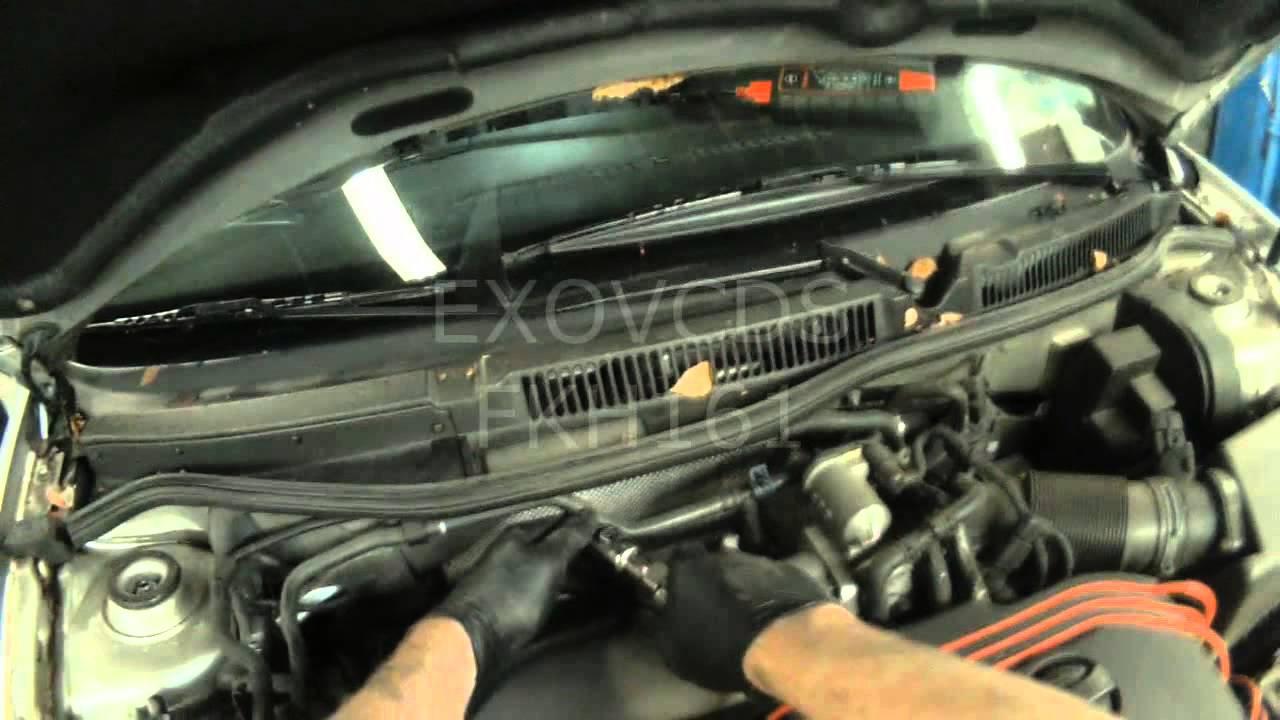 Jetta Fuse Box Vw A4 2 8l Afp Vr6 Alternator Removal Slow Version
