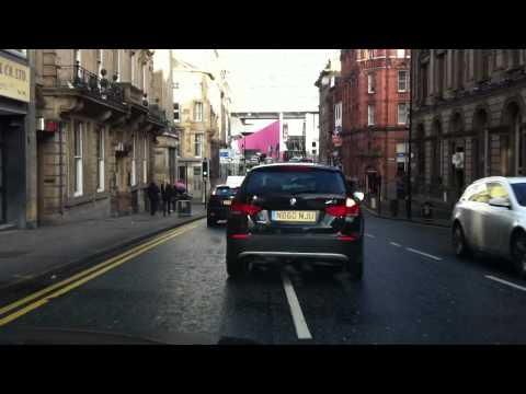 New BMW X1 SUV - On The Road