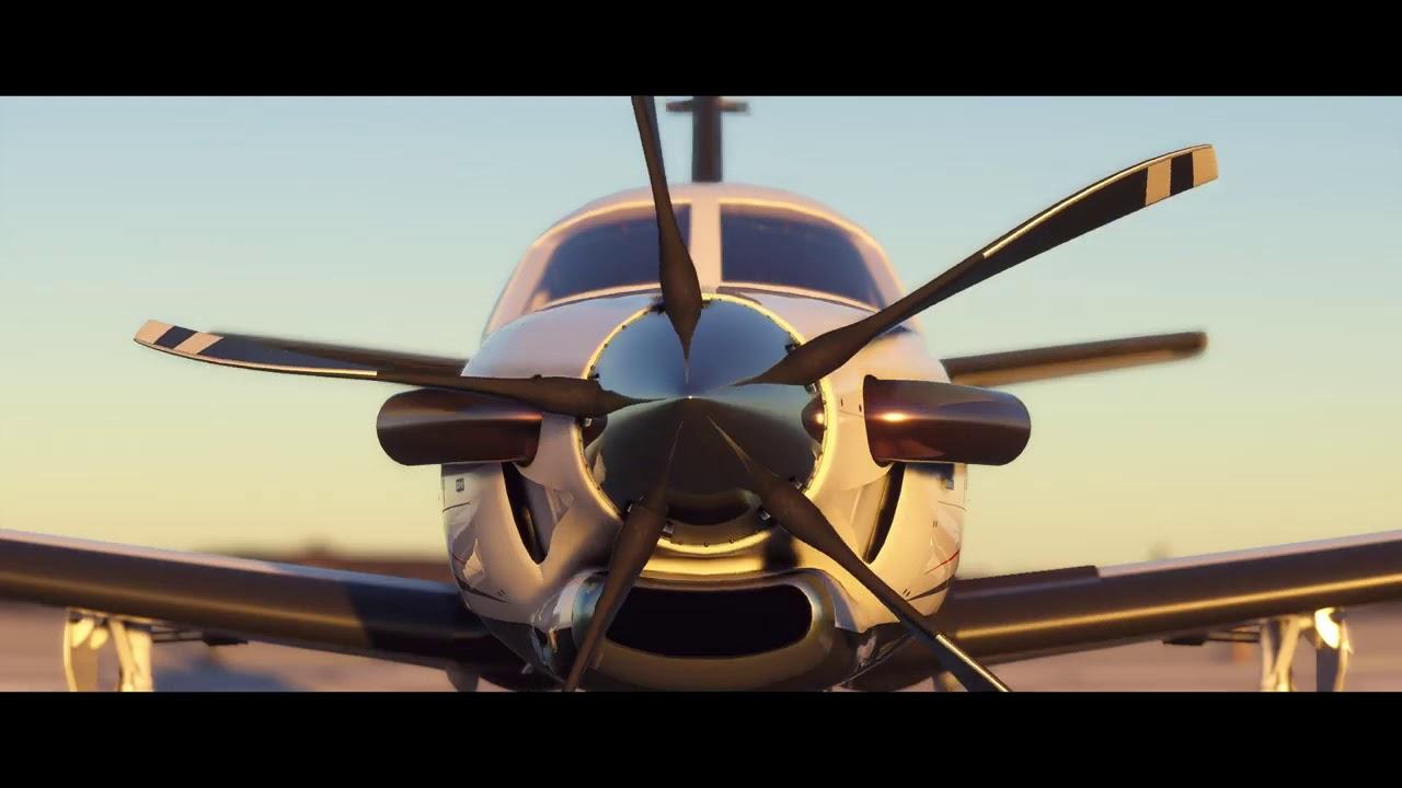 Tráiler E3 2019: Microsoft Flight Simulator - YouTube