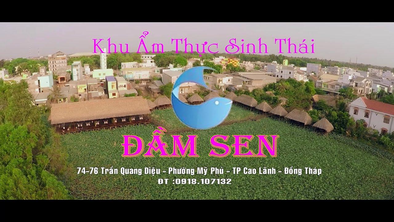 [ TVC ] Khu Ẩm Thực Sinh Thái Đầm Sen
