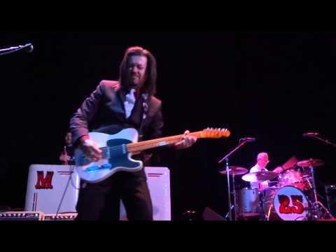 The Mavericks: Okie from Muskogee 3/1/14 Jefferson Theatre Charlottesville, VA