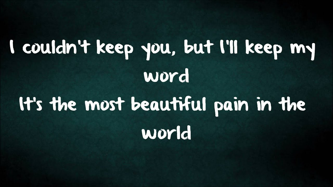 Scouting For Girls Love How It Hurts Lyrics Youtube