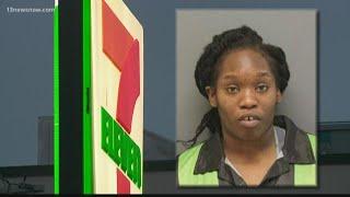 Newport News 7-Eleven clerk arrested for pepper-spraying homeless man