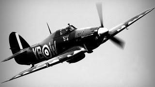 Samoloty wojskowe na świecie - Hawker Hurricane