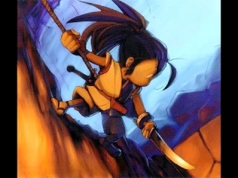 Brave Fencer Musashi OST : Darkness of the Mine