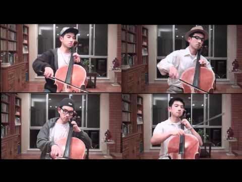 Canon in D by Pachelbel, Cello Quartet