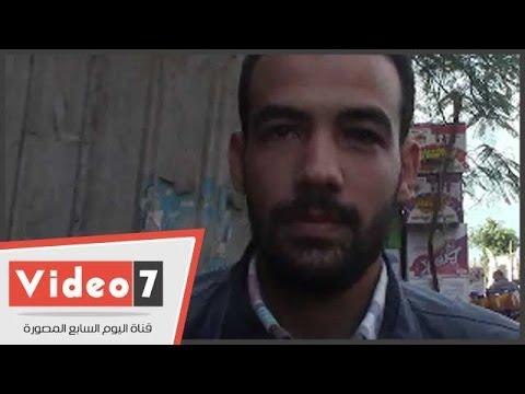 اليوم السابع : بالفيديو.. مواطن يطالب وزير البيئة بـ