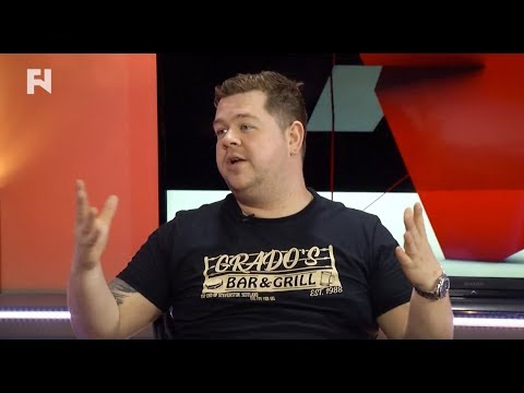 """Grado on going from ICW to GFW IMPACT: """"Living the Dream"""" - Full Interview with Albert Vartanian"""
