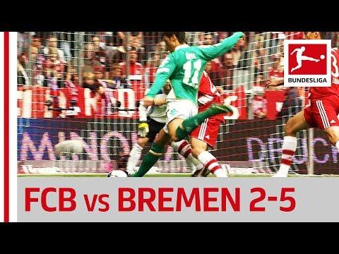 Bayern München vs. Werder Bremen - Mesut The Wizard of Öz(il)