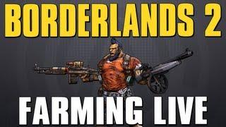 Borderlands 2 - Solo Farming with Gunzerker