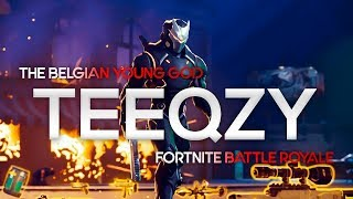 """Teeqzy Montage """"The Belgian Young God"""" 