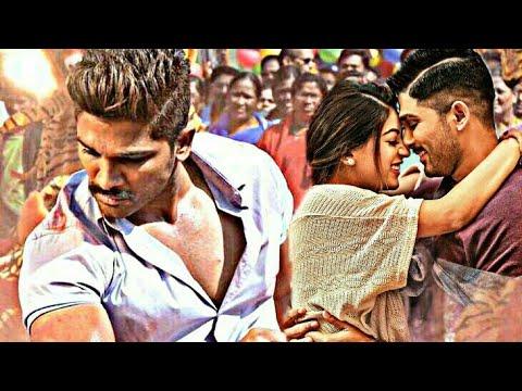 Allu Arjun 2018 New Blockbuster Action...