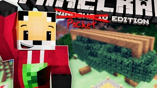 Minecraft | TREE FARM | Foxy's Bedrock Survival [8]