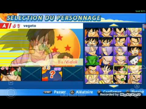 Dragon Ball Tag Team Son Goku Vs Trunks Ado Guerrier Youtube