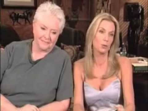 B&B INTERVIEW Stephanie Eric Brooke Ridge Susan Flannery Katherine Kelly Lang Bold Beautiful 3-5-13