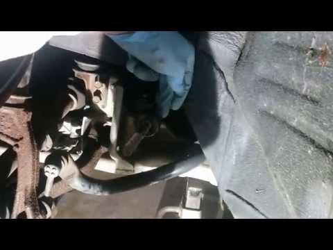 How to replace Tie Rods (inner and outer) on a 3rd-gen Acura TL