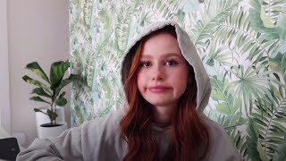 a (realistic) day in the life of quarantine | Madelaine Petsch