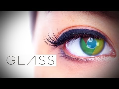 Google Glass Contact Lens?!?