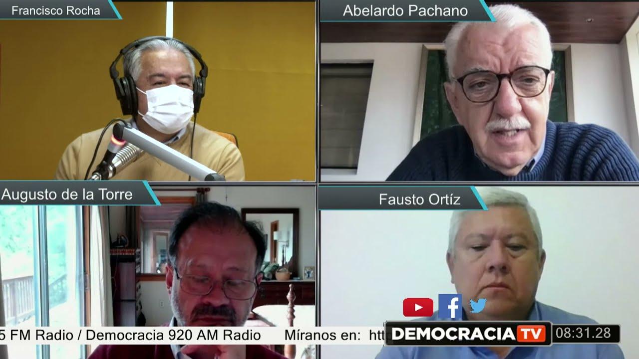 DemocraciaTV: Los 100 primeros días de gobierno de Guillermo Lasso. Perspectivas económicas.