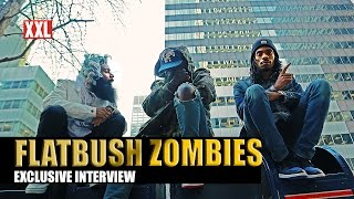 Flatbush Zombies Talk '3001: A Laced Odyssey,