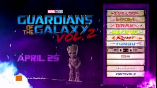 Marvel's Guardians of the Galaxy Volume 2 | Tease Bumper | In Cinemas April 25