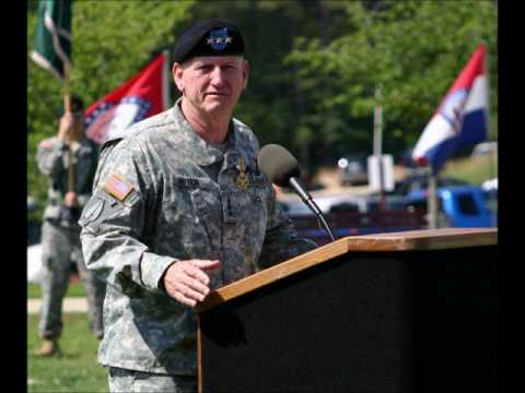 Delta Force General Jerry Boykin - Courage Of A Warrior