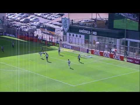 América MG 0x1 Atlético MG - Campeonato Brasileiro Série A