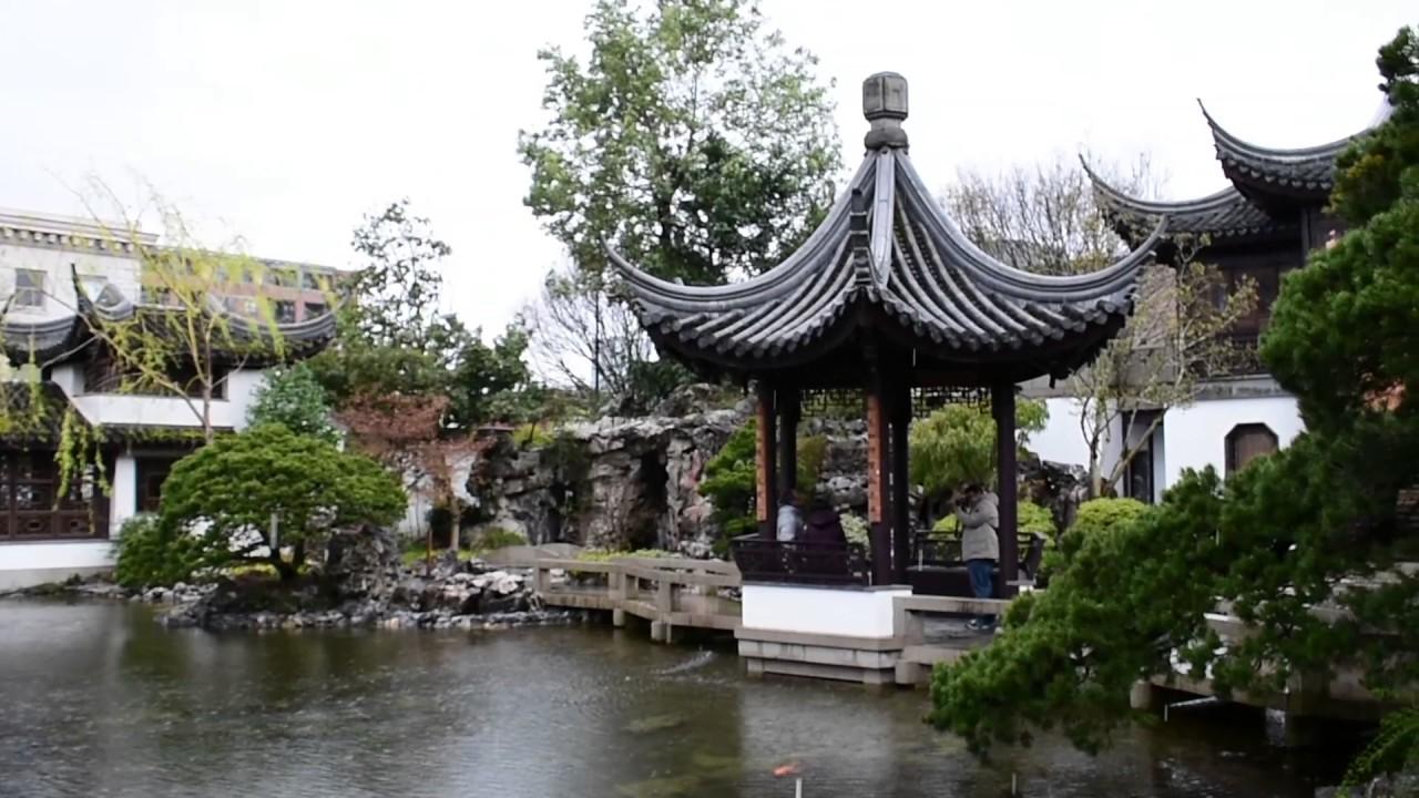 portland oregon lan su chinese garden hd 2017 - Chinese Garden Portland