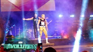 CODY ENTRANCE FROM AEW REVOLUTION | ORDER THE REPLAY NOW