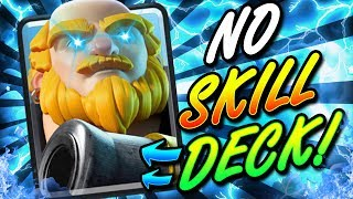 The #1 EASIEST LADDER DECK after Balance Changes!! NO SKILL NEEDED!