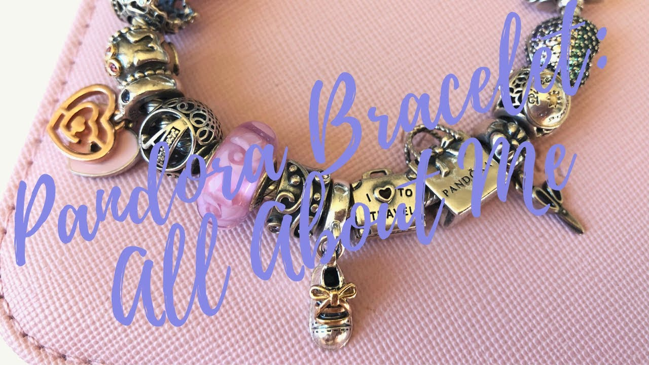 My Pandora Bracelet Collection & Meet My Mom!! - YouTube