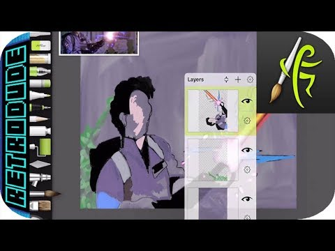 Artrage IOS review